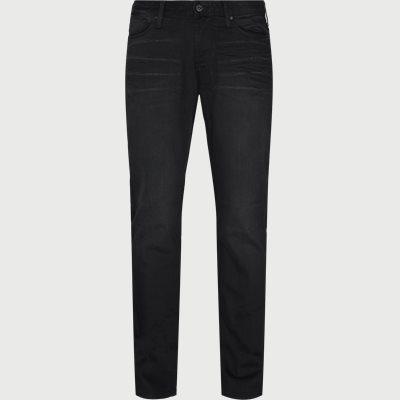 Slim | Jeans | Schwarz