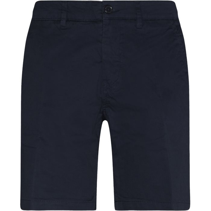 Riva Shorts - Shorts - Regular - Blå