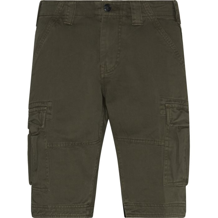 Nairobi Cargo Shorts - Shorts - Regular - Army