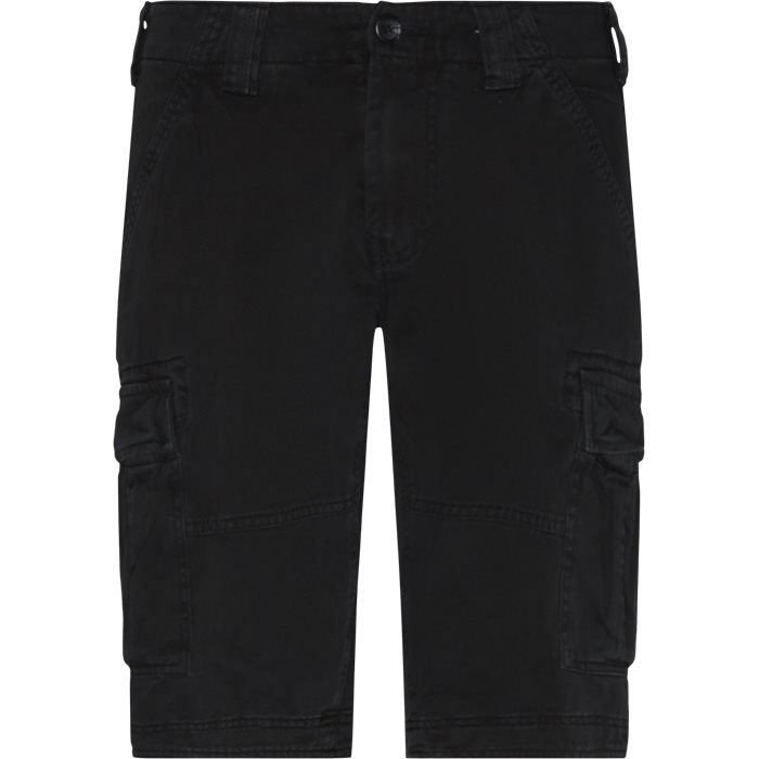 Nairobi Cargo Shorts - Shorts - Regular - Sort
