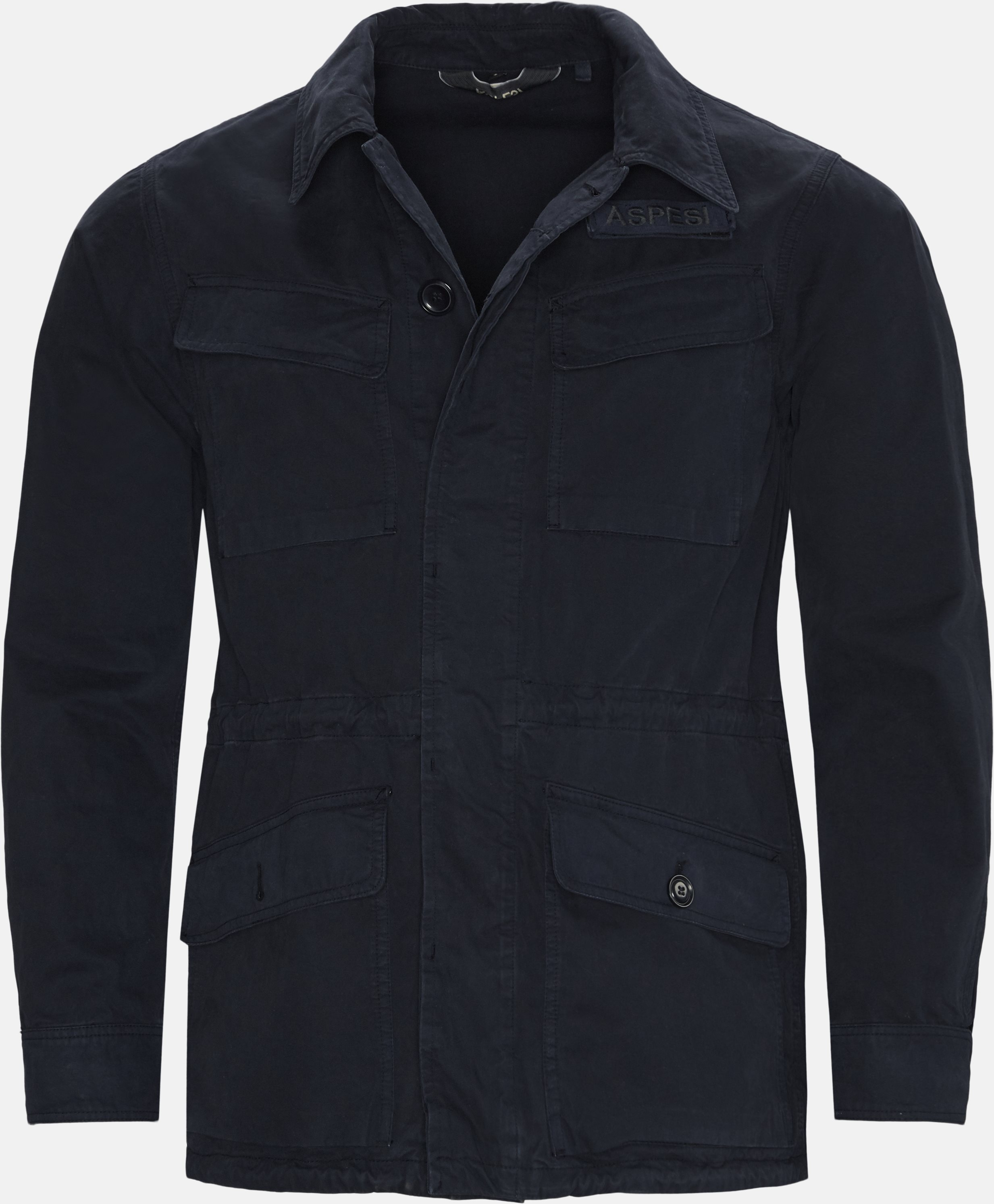 Jackets - Regular fit - Blue