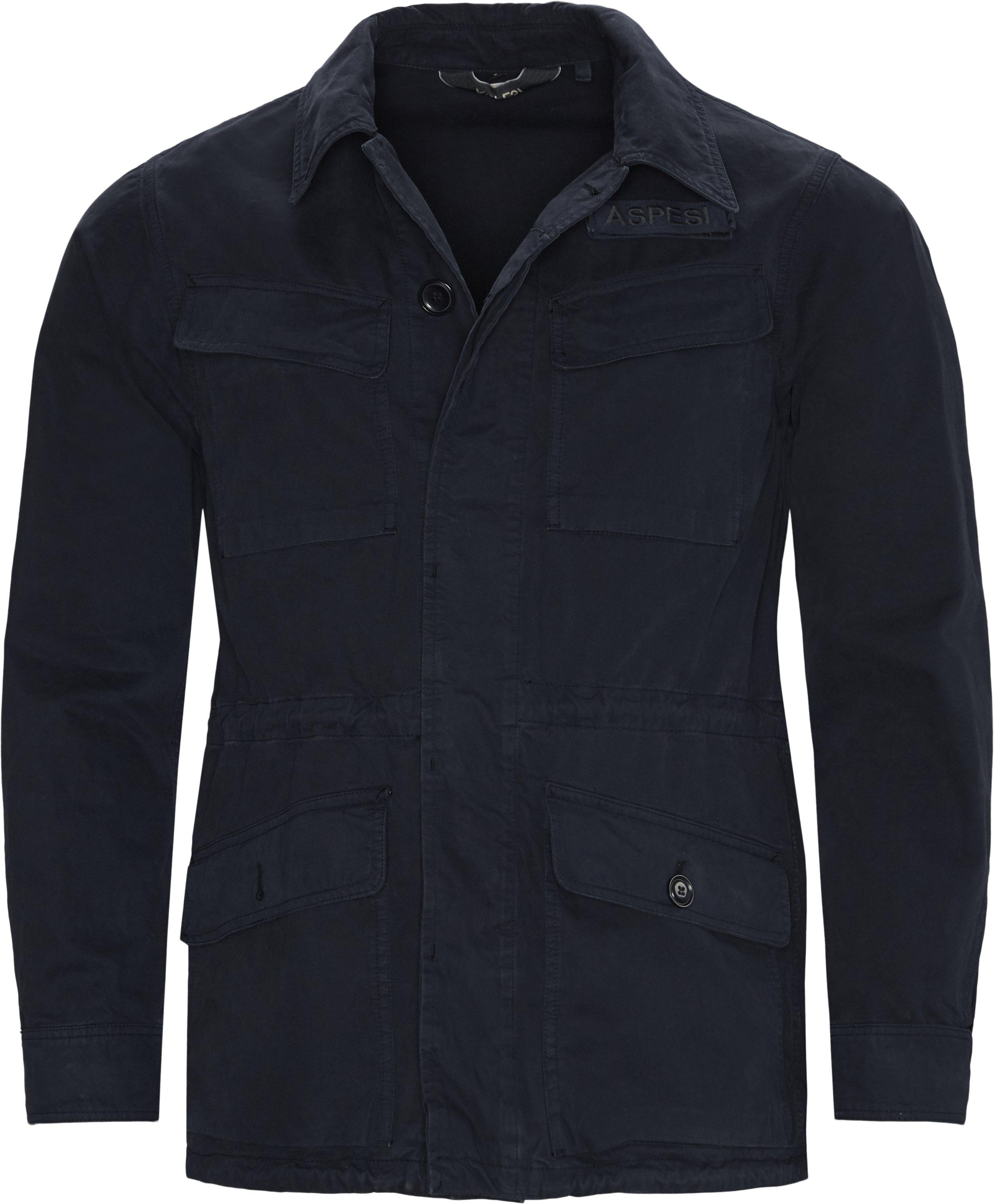 Jakker - Regular fit - Blå