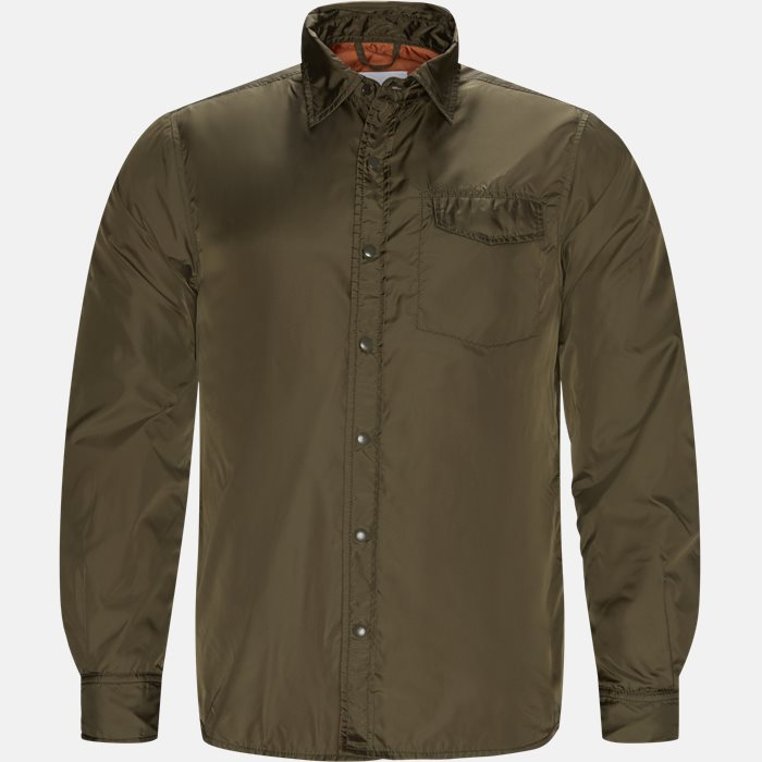Jackets - Regular fit - Army