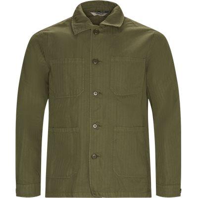 Regular fit | Overshirts | Army