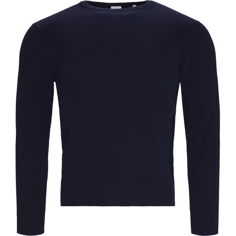 Image of   ASPESI Regular fit M336 4979 Strik Navy
