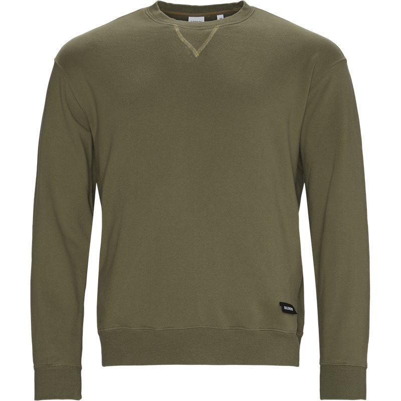 Image of ASPESI Regular fit AY20 G275 Sweatshirts Army