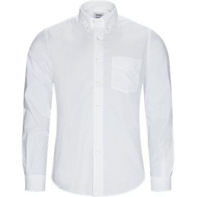 Oxford Skjorte Regular fit | Oxford Skjorte | Hvid