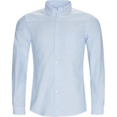 Oxford Skjorte Regular fit   Oxford Skjorte   Blå