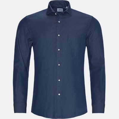 Regular fit | Skjorter | Denim