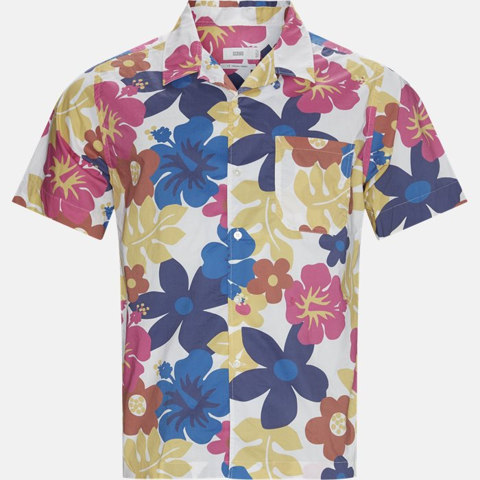 Short-sleeved shirts - Regular fit - Multi