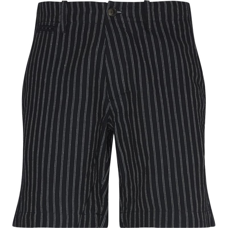 Image of CLOSED Regular fit C82074-54P-20 Shorts Navy