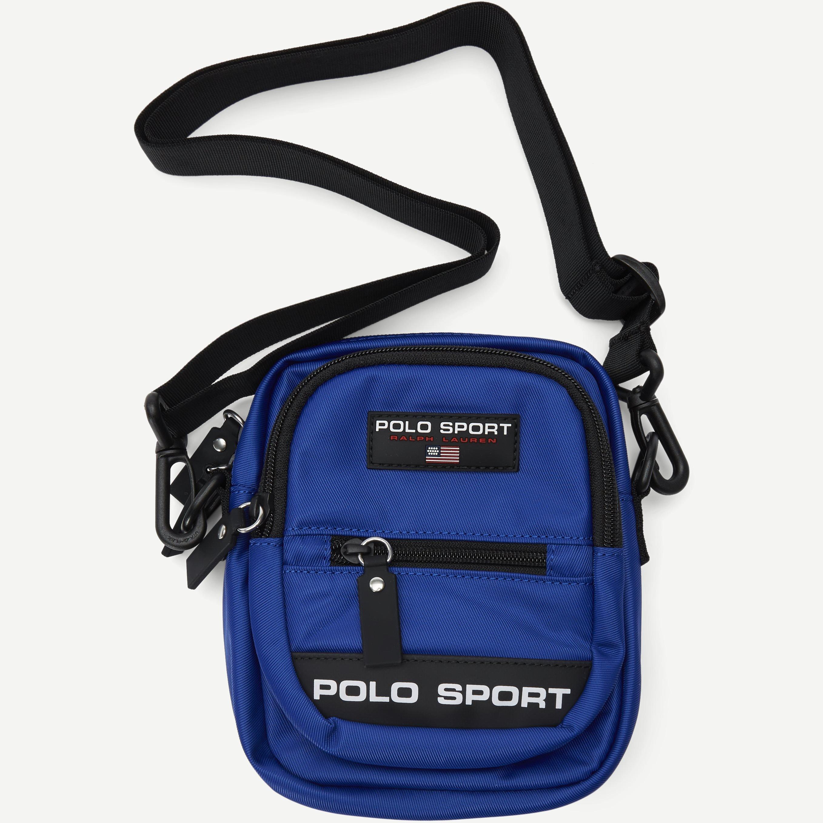 Crossbody Bag - Tasker - Blå