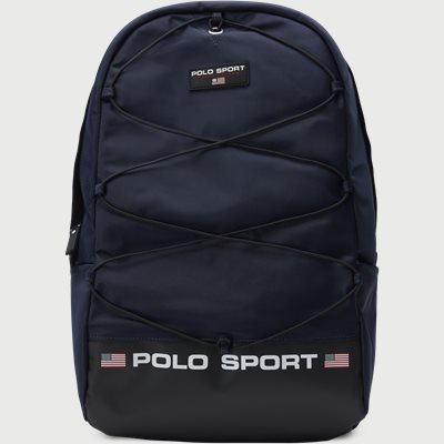 Nylon Sport Bag Nylon Sport Bag | Blå