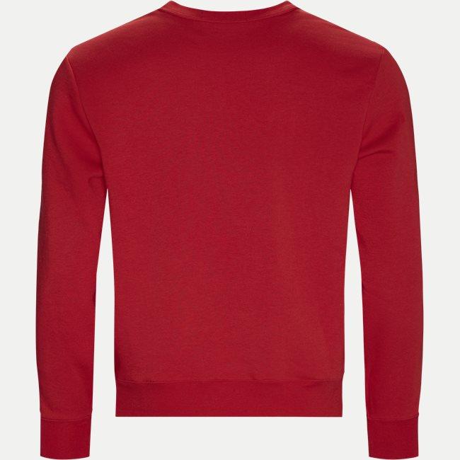 Cotton Logo Sweatshirt