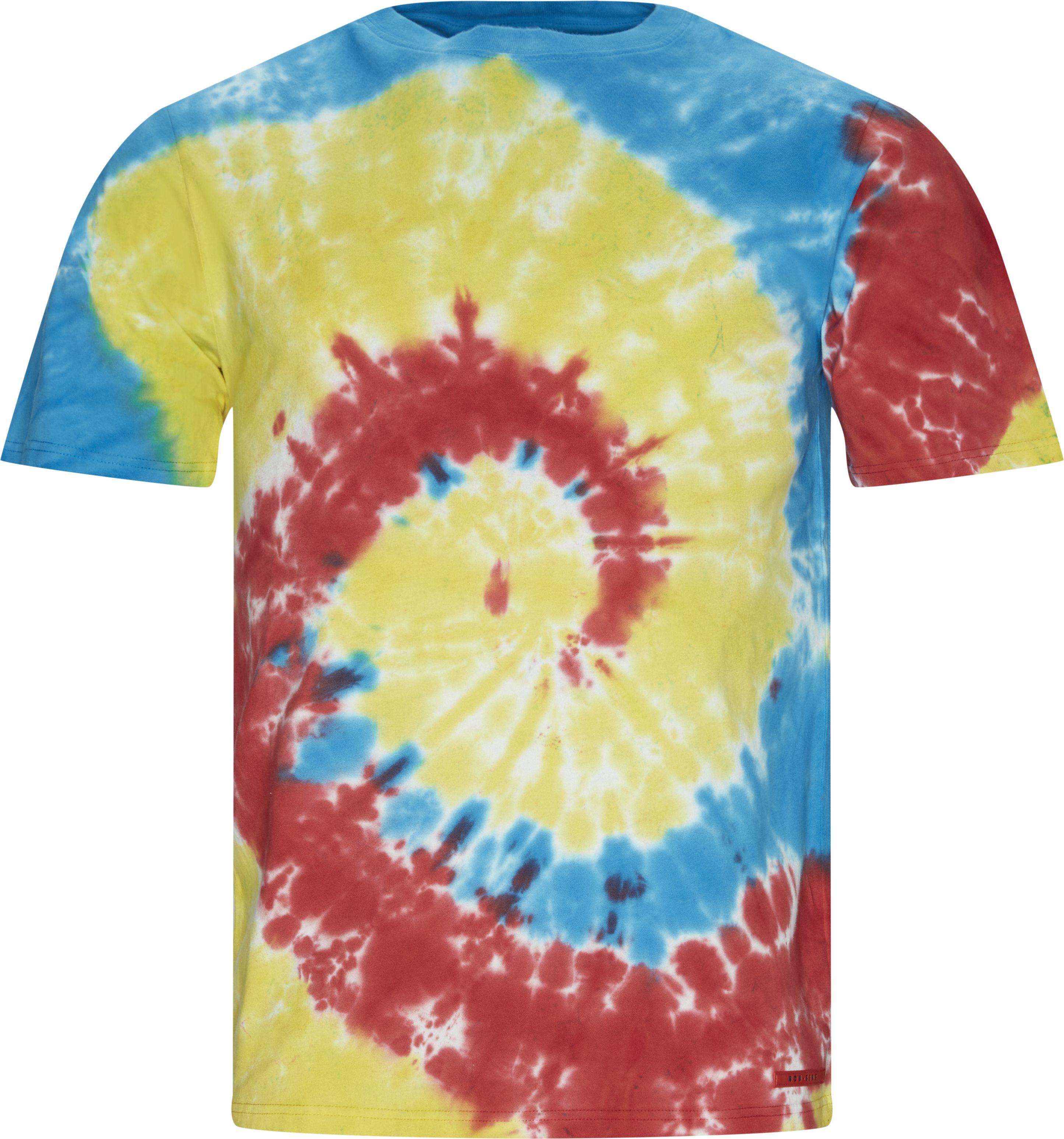 Yokon Tee - T-shirts - Regular fit - Multi