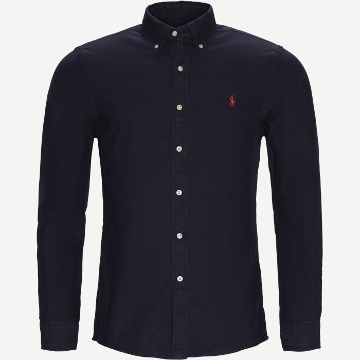 Oxford Skjorte - Skjorter - Slim - Blå