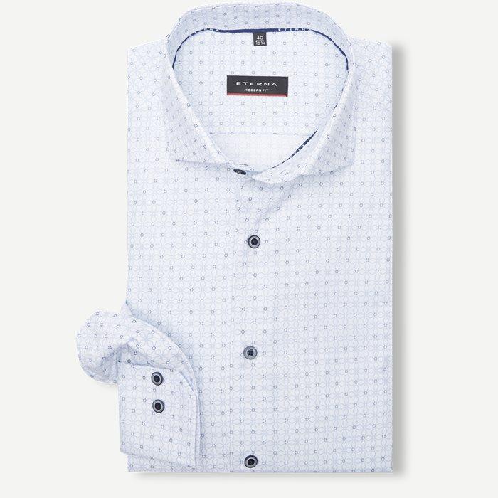 3346 Skjorte - Skjorter - Modern fit - Hvid