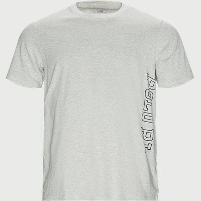 Logo T-shirt Regular fit | Logo T-shirt | Grå