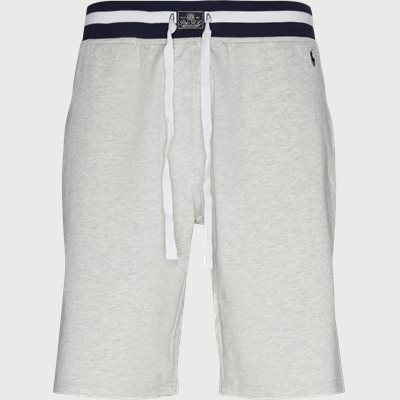 Cotton Fleece Shorts Regular | Cotton Fleece Shorts | Grå