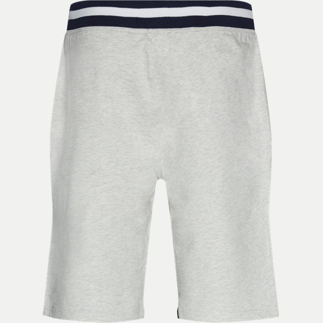 Cotton Fleece Shorts