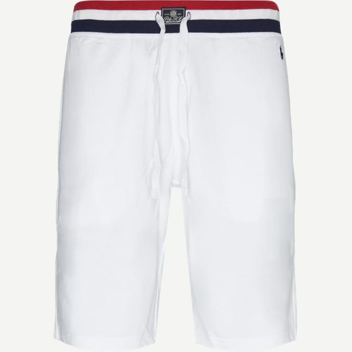 Shorts - Regular - Weiß