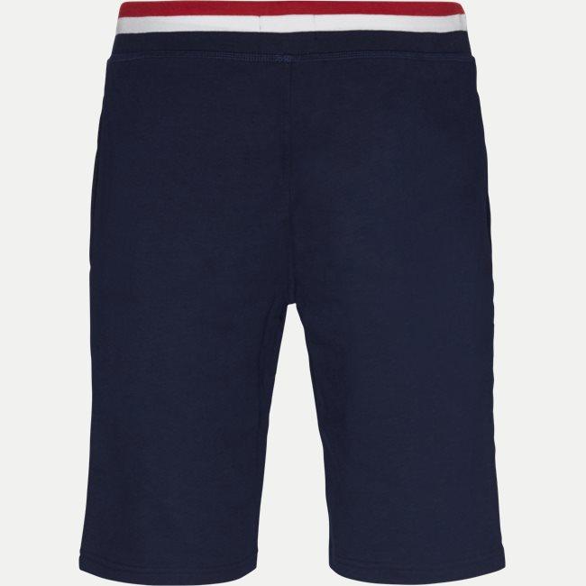 Cotton Fleece Shorts