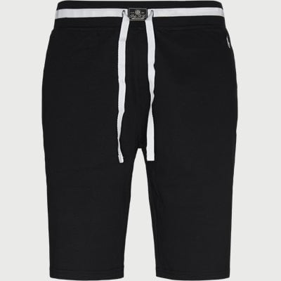 Cotton Fleece Shorts Regular | Cotton Fleece Shorts | Sort