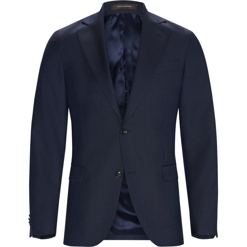 Image of   OSCAR JAKOBSEN Slim FOGERTY 3154 3800 Blazer Navy