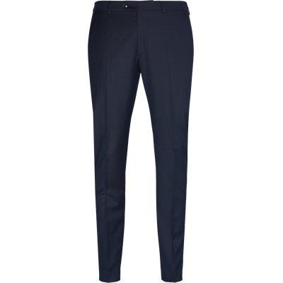 Slim fit | Bukser | Blå