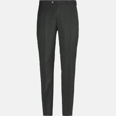 Slim | Bukser | Grøn