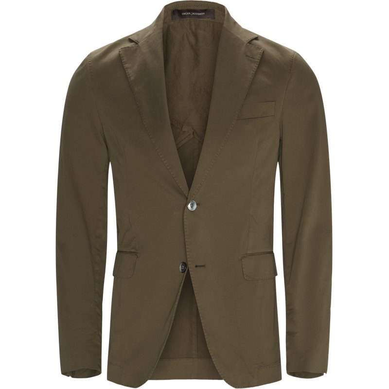 Image of   OSCAR JAKOBSEN Regular fit EGEL 3134 5034 Blazer Army