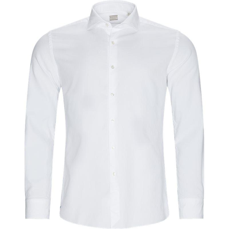 Billede af Xacus Regular fit 61161 722 Skjorter Hvid