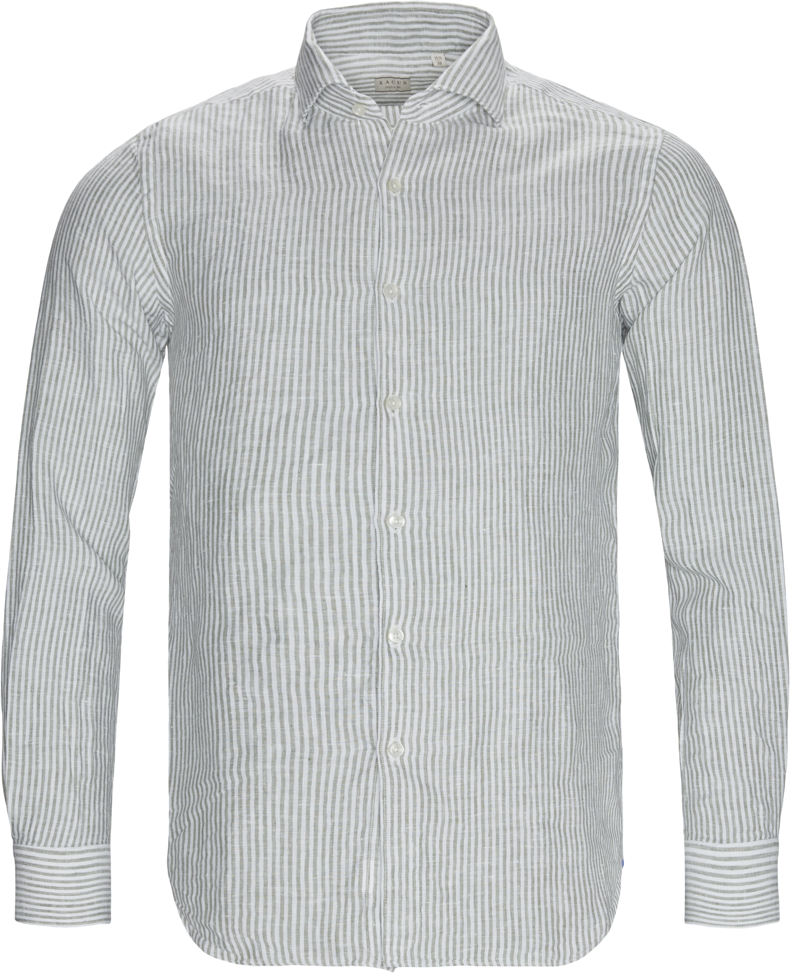 Skjorter - Tailored fit - Hvid