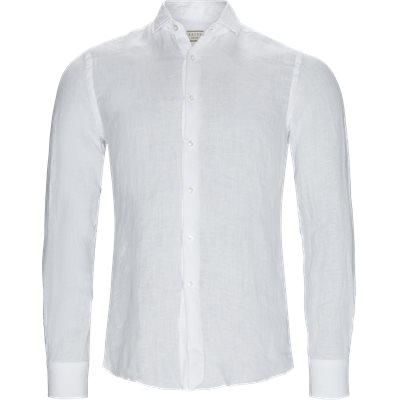 Tailored fit | Skjorter | Hvid