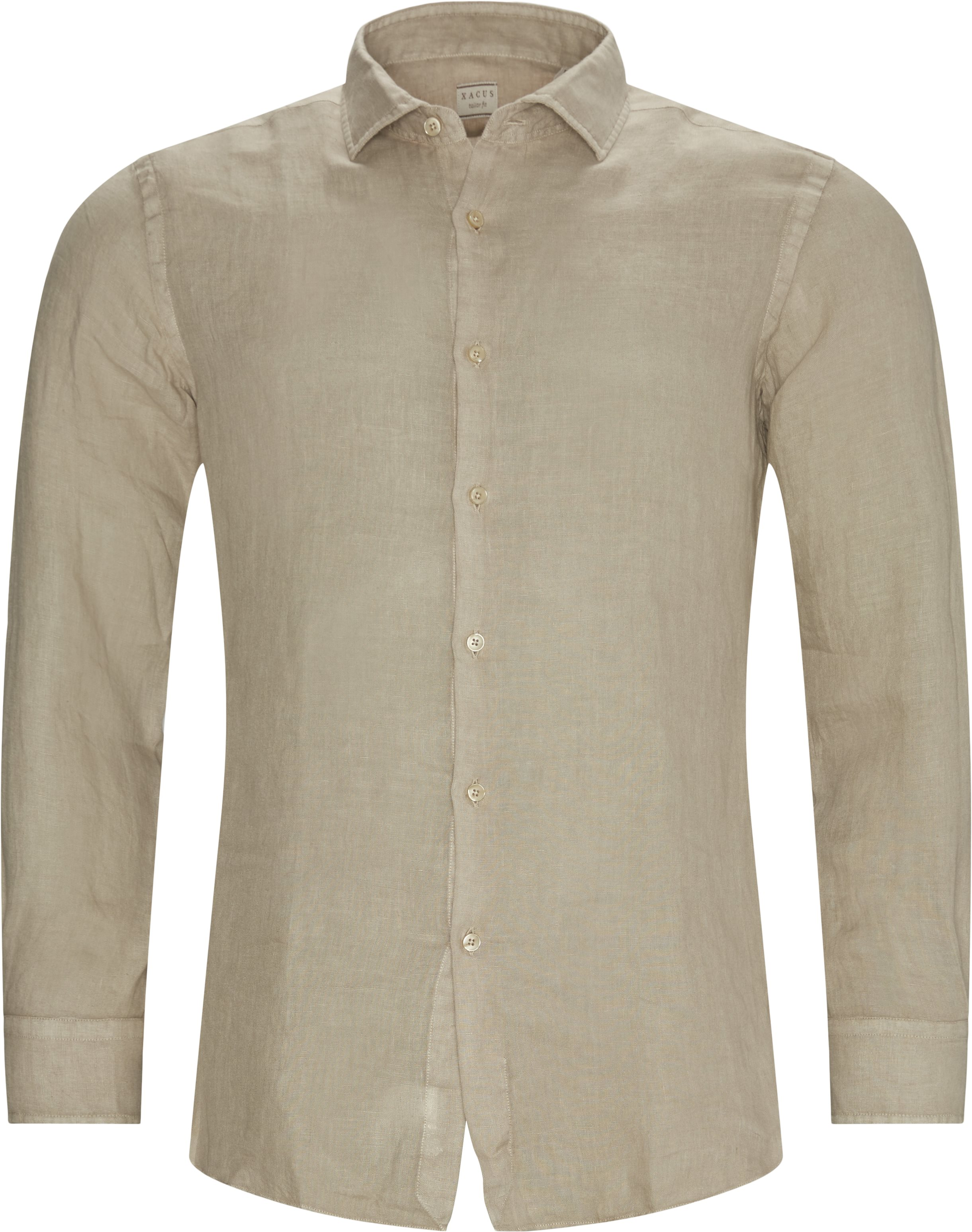 Shirts - Tailored fit - Sand