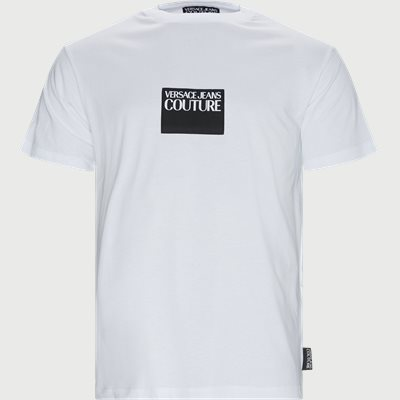 MC Label Tee Regular | MC Label Tee | Hvid