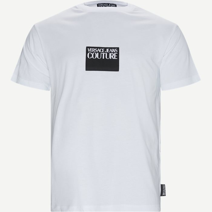 MC Label Tee - T-shirts - Regular - Hvid