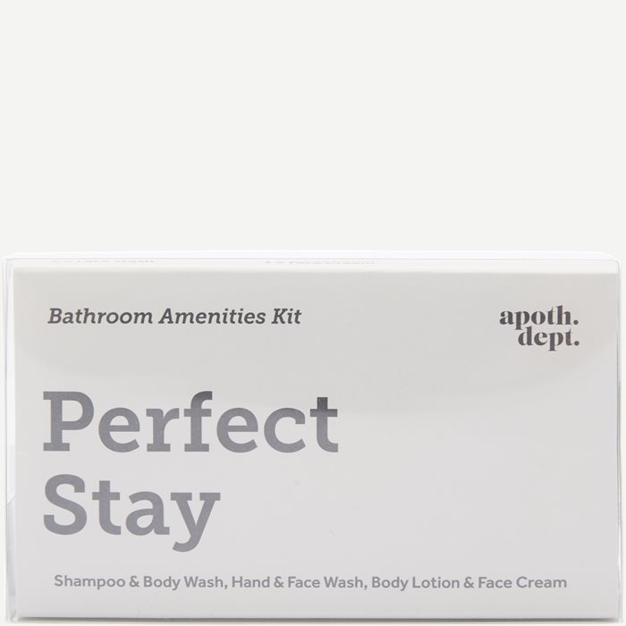 Perfect Stay Kit - Accessories - Hvid