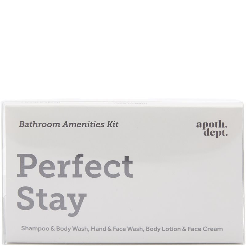 Se Men's Society - Perfect Stay Kit ved Kaufmann