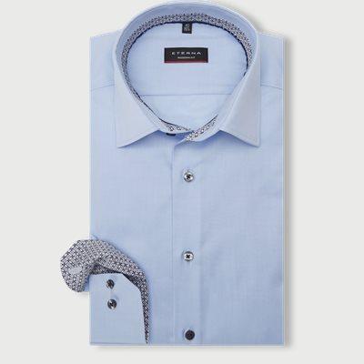 8817 Skjorte Modern fit   8817 Skjorte   Blå