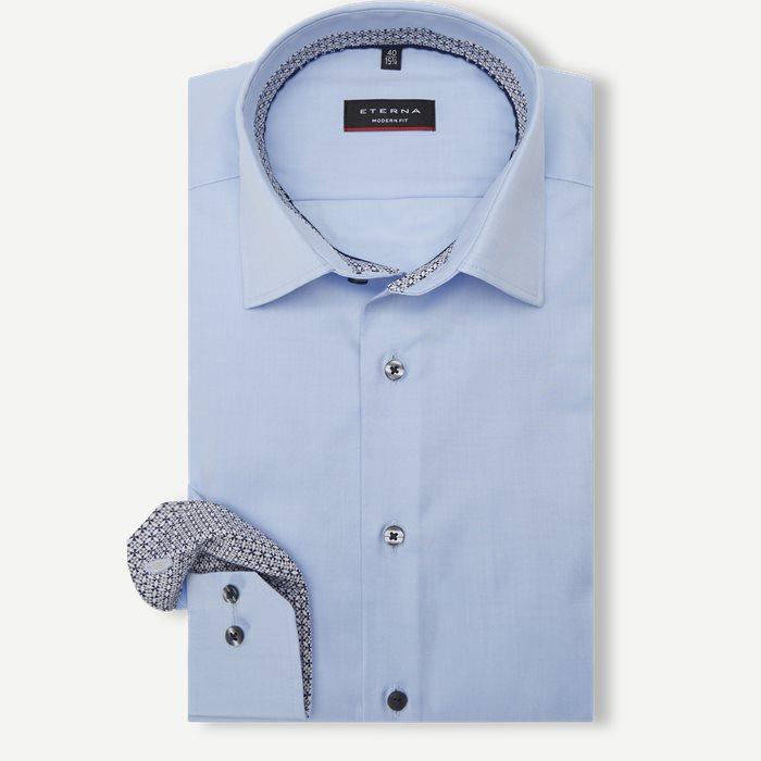 8817 Skjorte - Skjorter - Modern fit - Blå