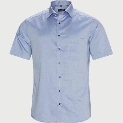 Modern fit | Short-sleeved shirts | Blue