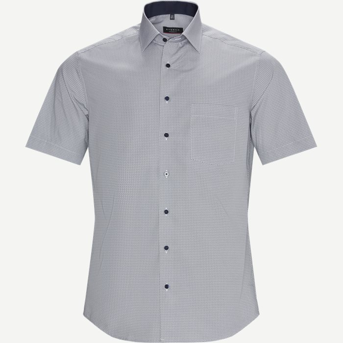 3912 Kortærmet Skjorte - Kortærmede skjorter - Modern fit - Sand