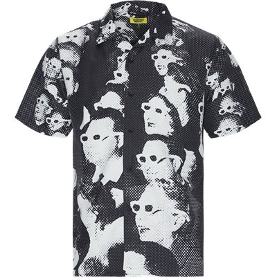 Theatre SS Shirt Regular | Theatre SS Shirt | Sort