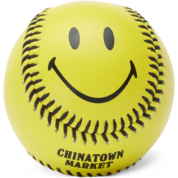 Smiley Baseball - Accessories - Gul