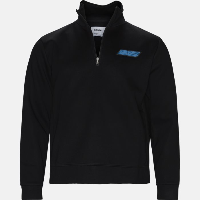 Sweatshirts - Regular fit - Black