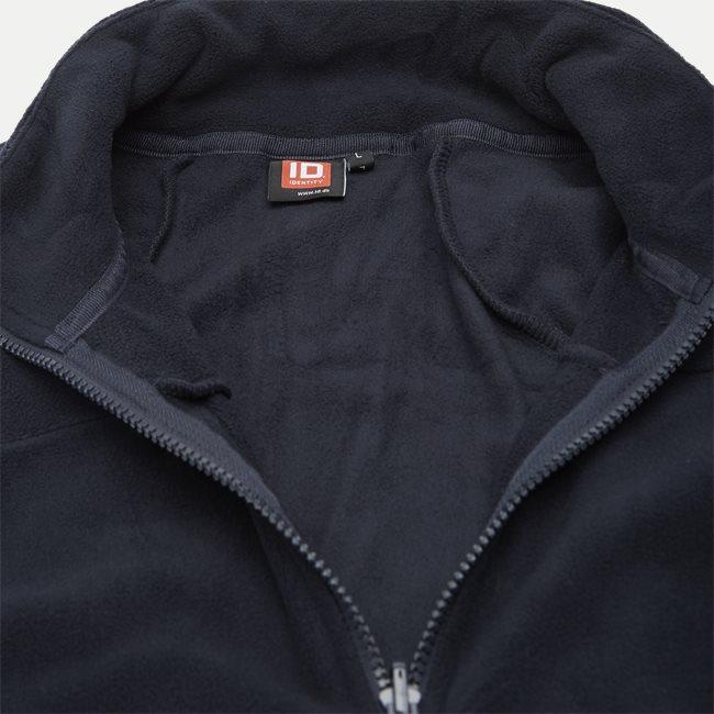 0811 fleece vest