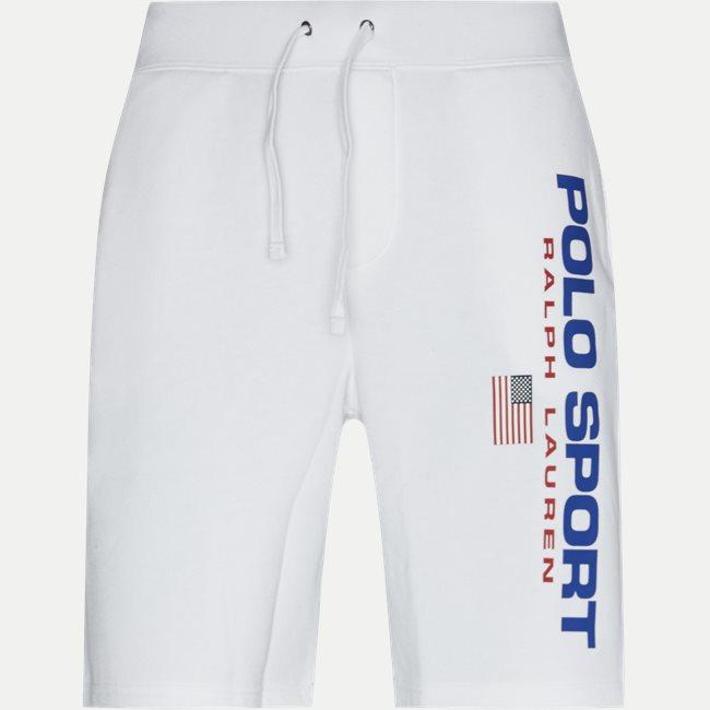 Logo Fleece Shorts
