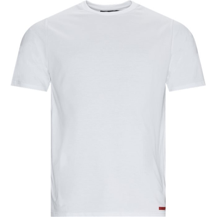 Hampton Tee  - T-shirts - Regular - Hvid