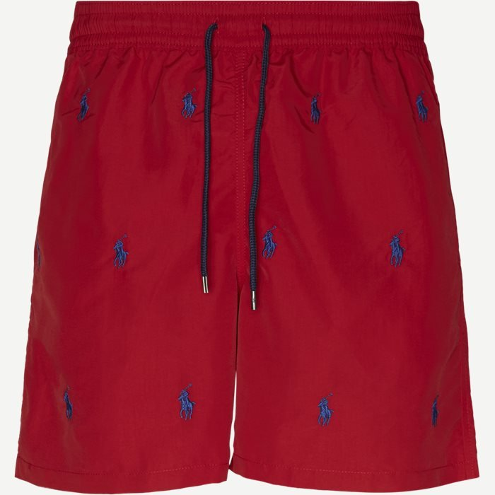 Swim Trunk - Shorts - Regular - Rød